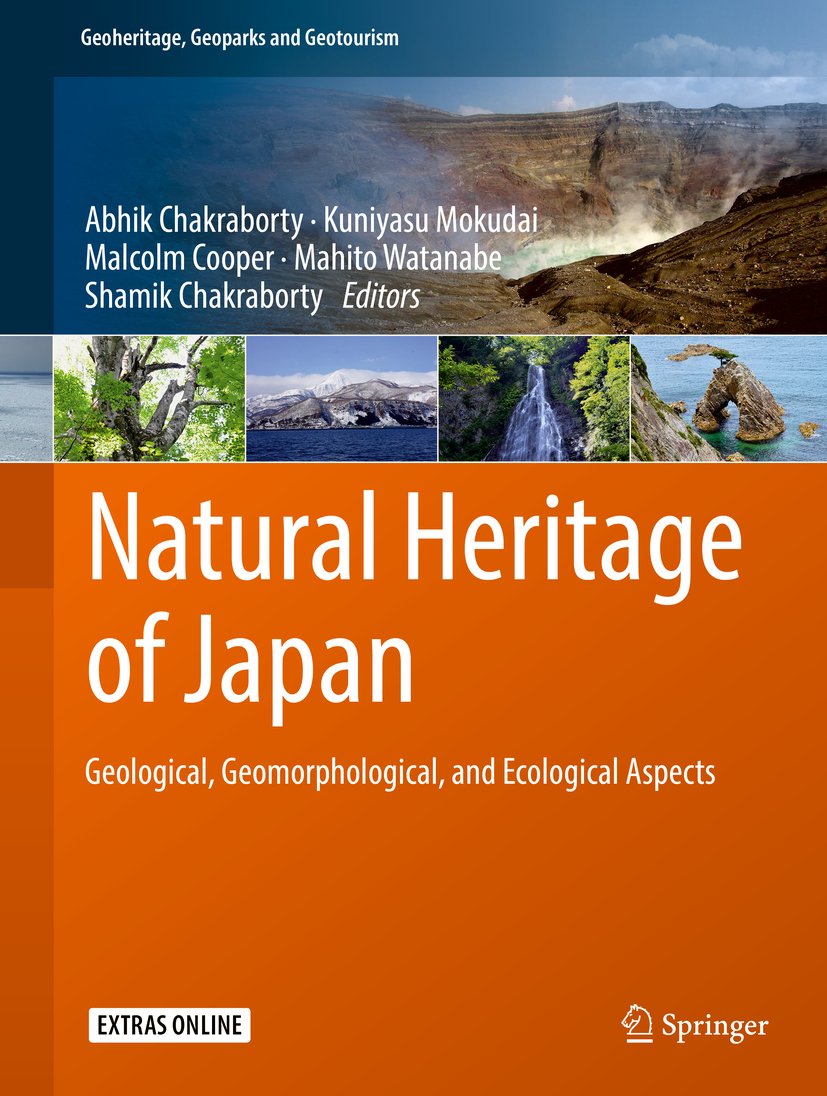 Chakraborty, Abhik - Natural Heritage of Japan, ebook