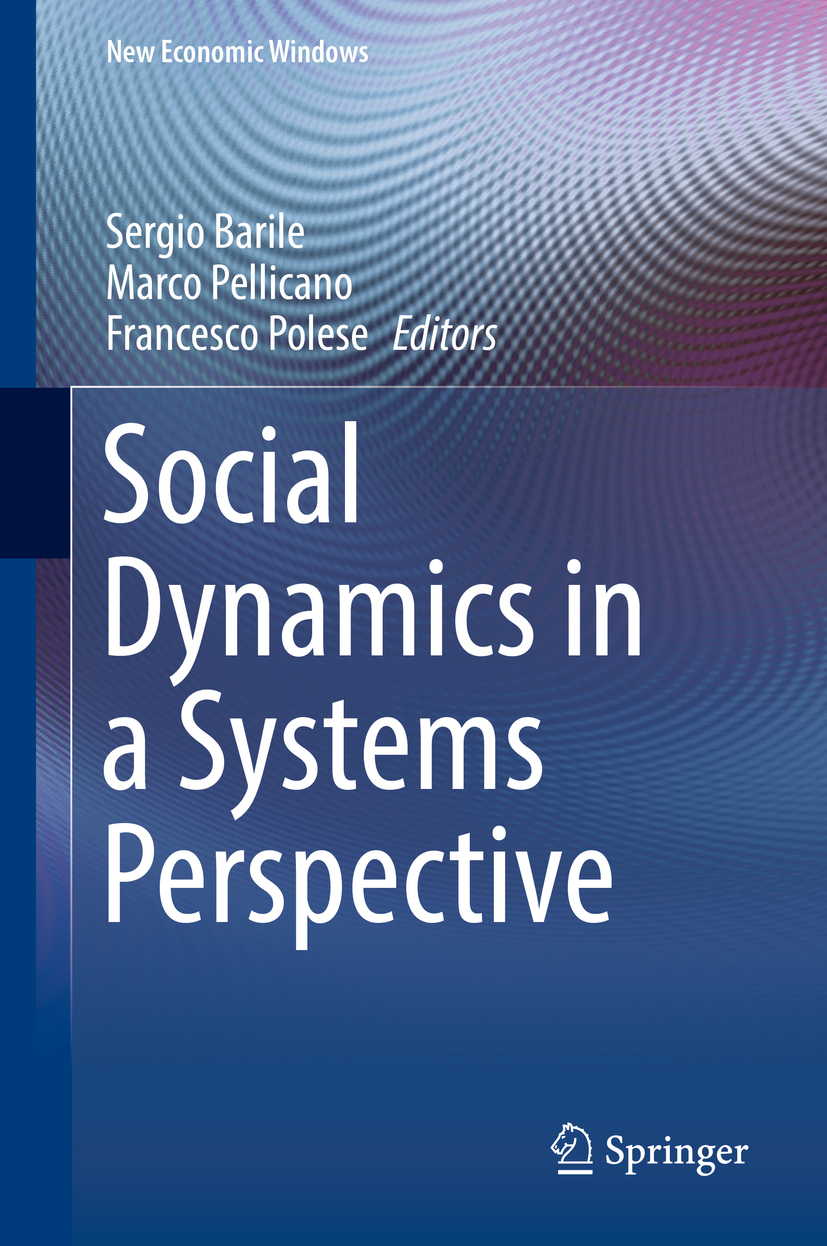 Barile, Sergio - Social Dynamics in a Systems Perspective, ebook