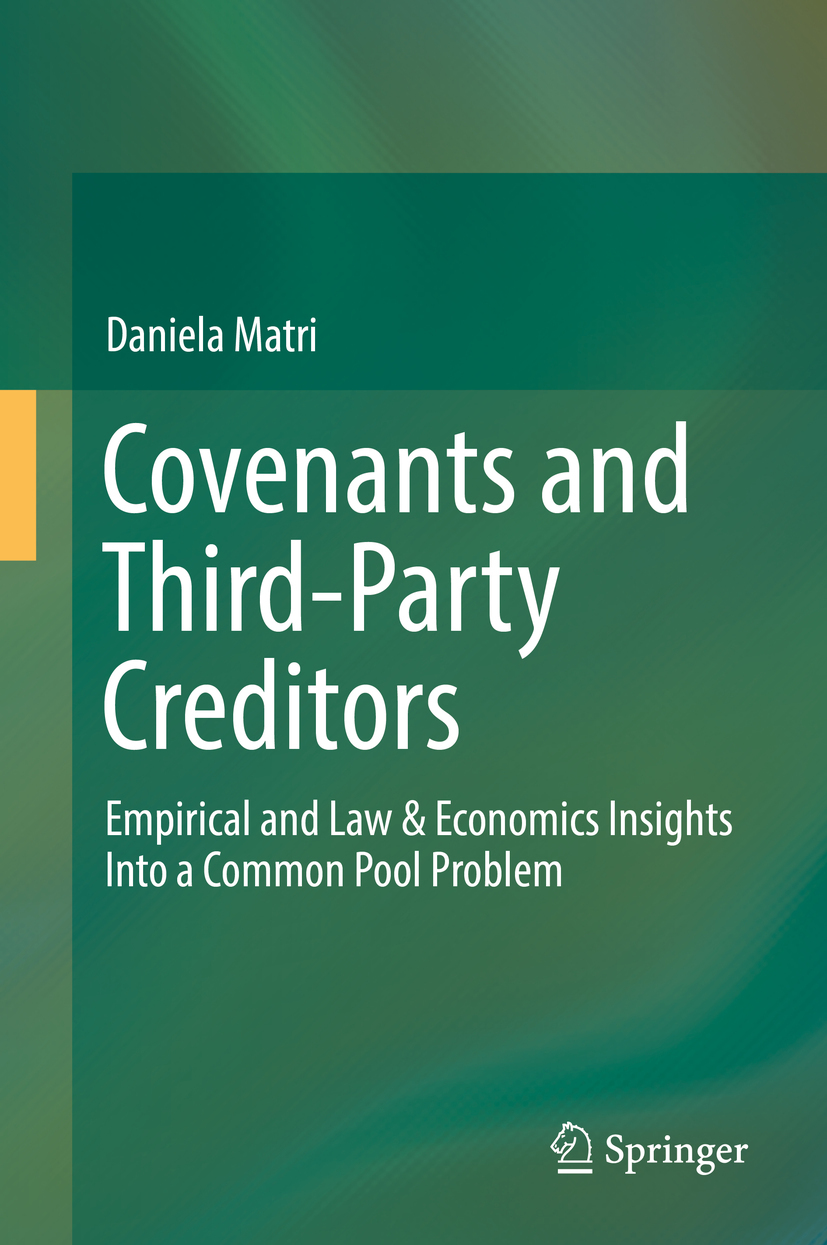 Matri, Daniela - Covenants and Third-Party Creditors, ebook