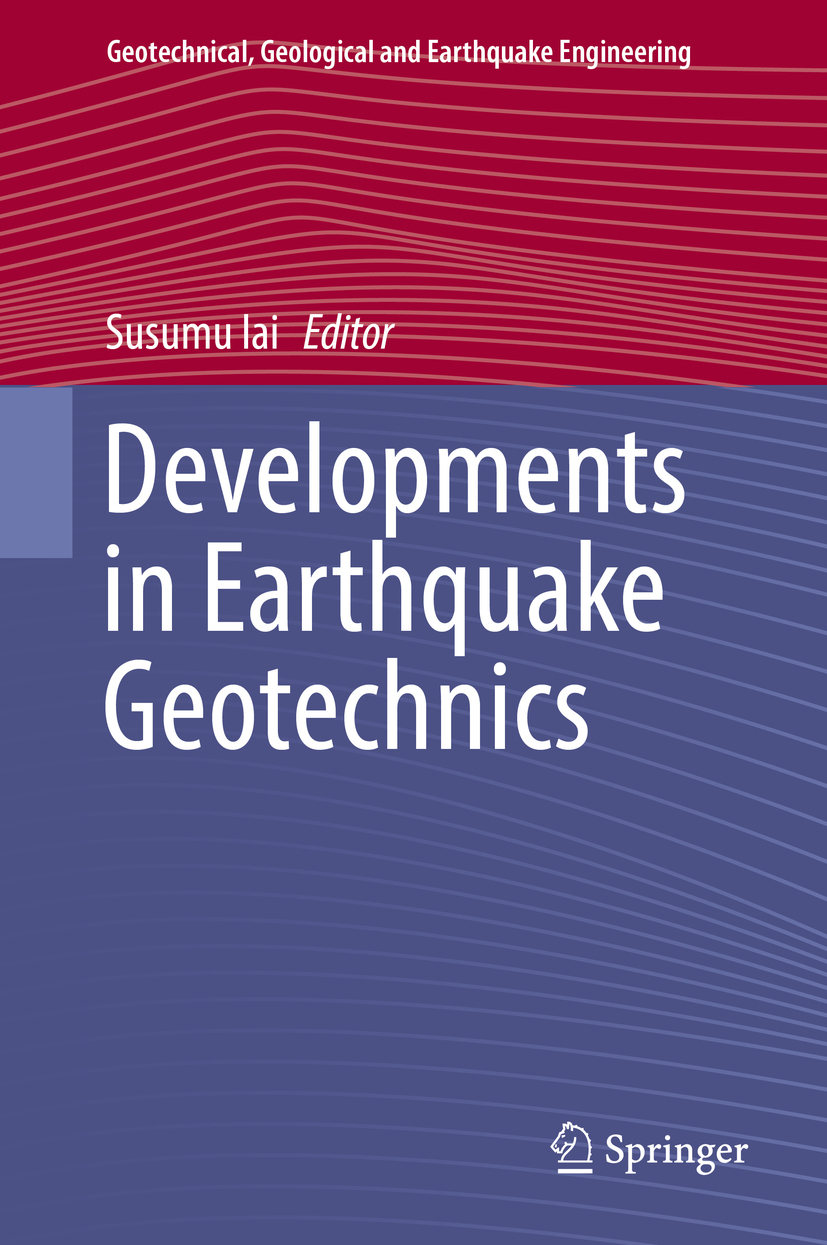 Iai, Susumu - Developments in Earthquake Geotechnics, e-bok