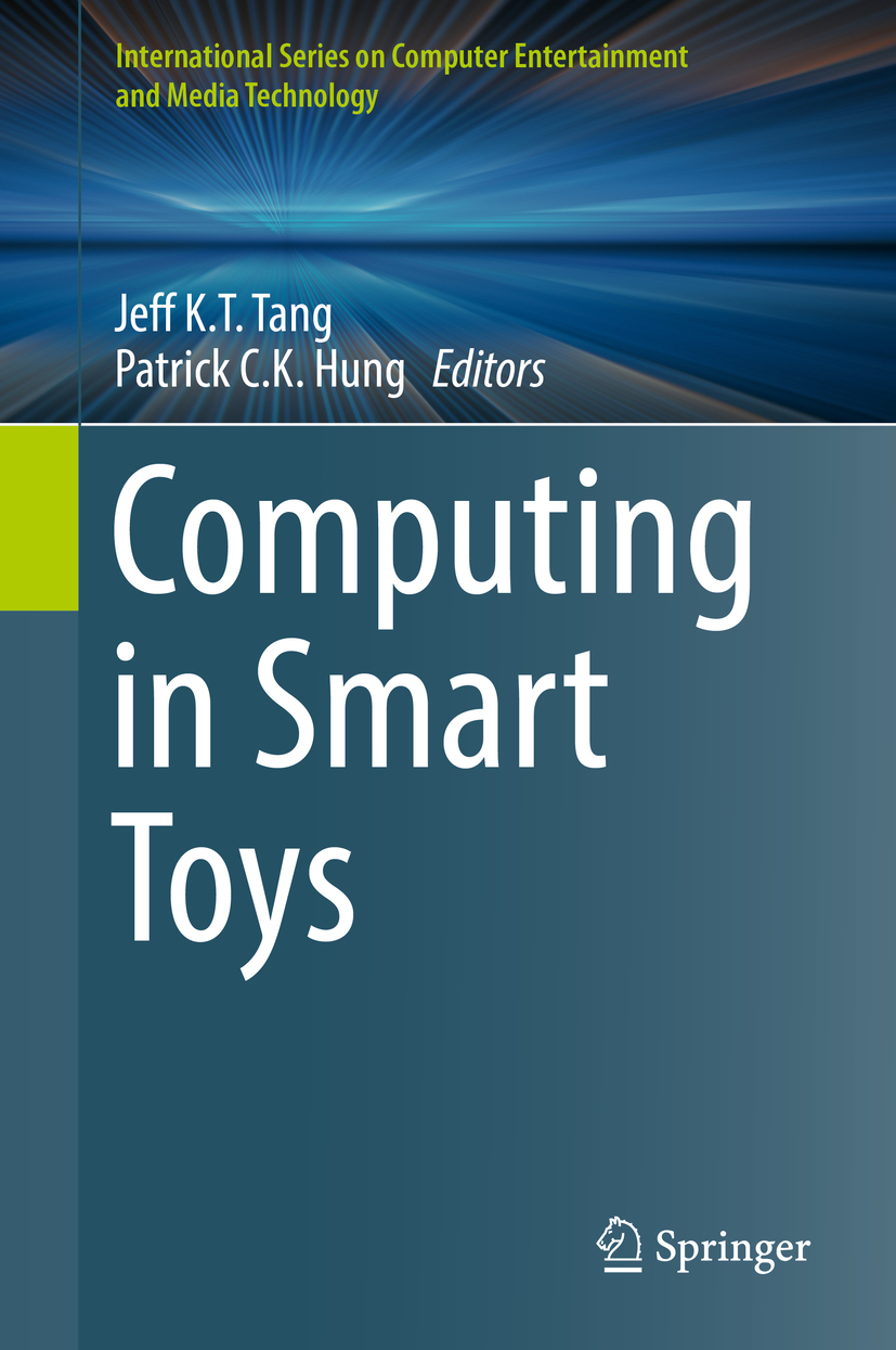 Hung, Patrick C. K. - Computing in Smart Toys, ebook
