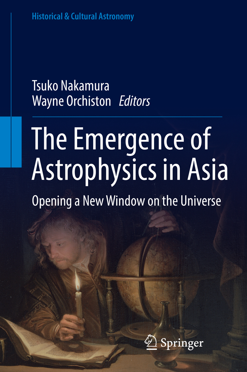 Nakamura, Tsuko - The Emergence of Astrophysics in Asia, ebook