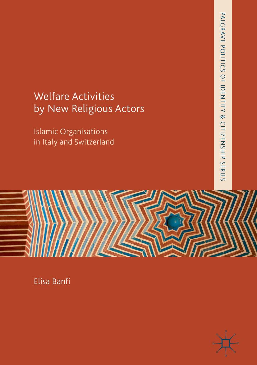Banfi, Elisa - Welfare Activities by New Religious Actors, ebook