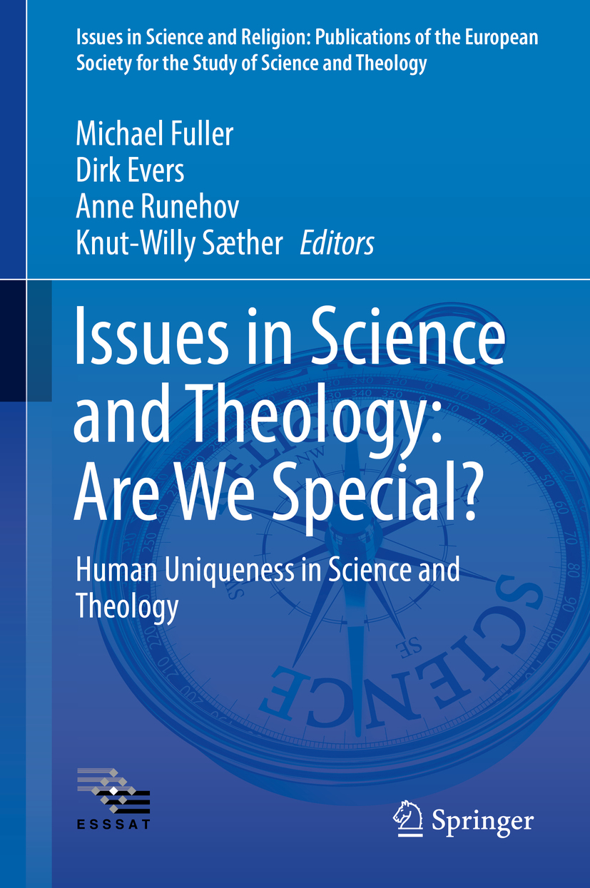 Evers, Dirk - Issues in Science and Theology: Are We Special?, ebook