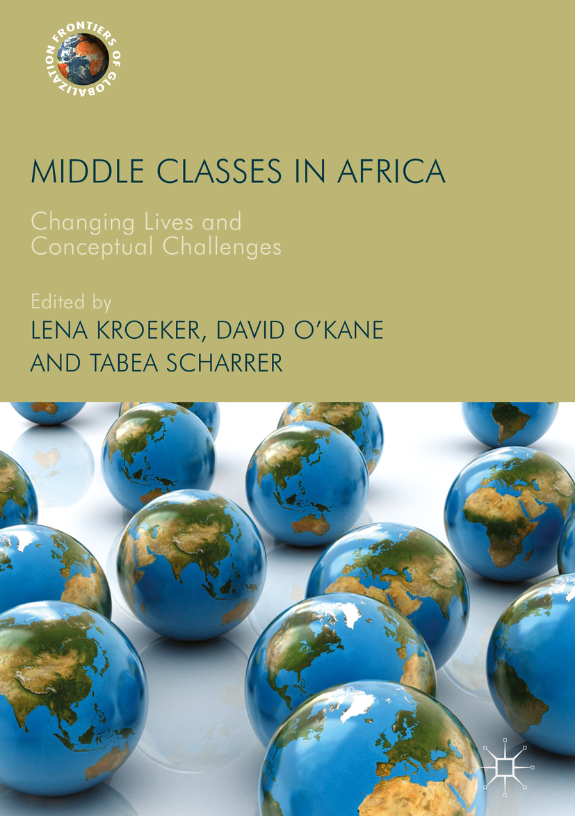 Kroeker, Lena - Middle Classes in Africa, ebook