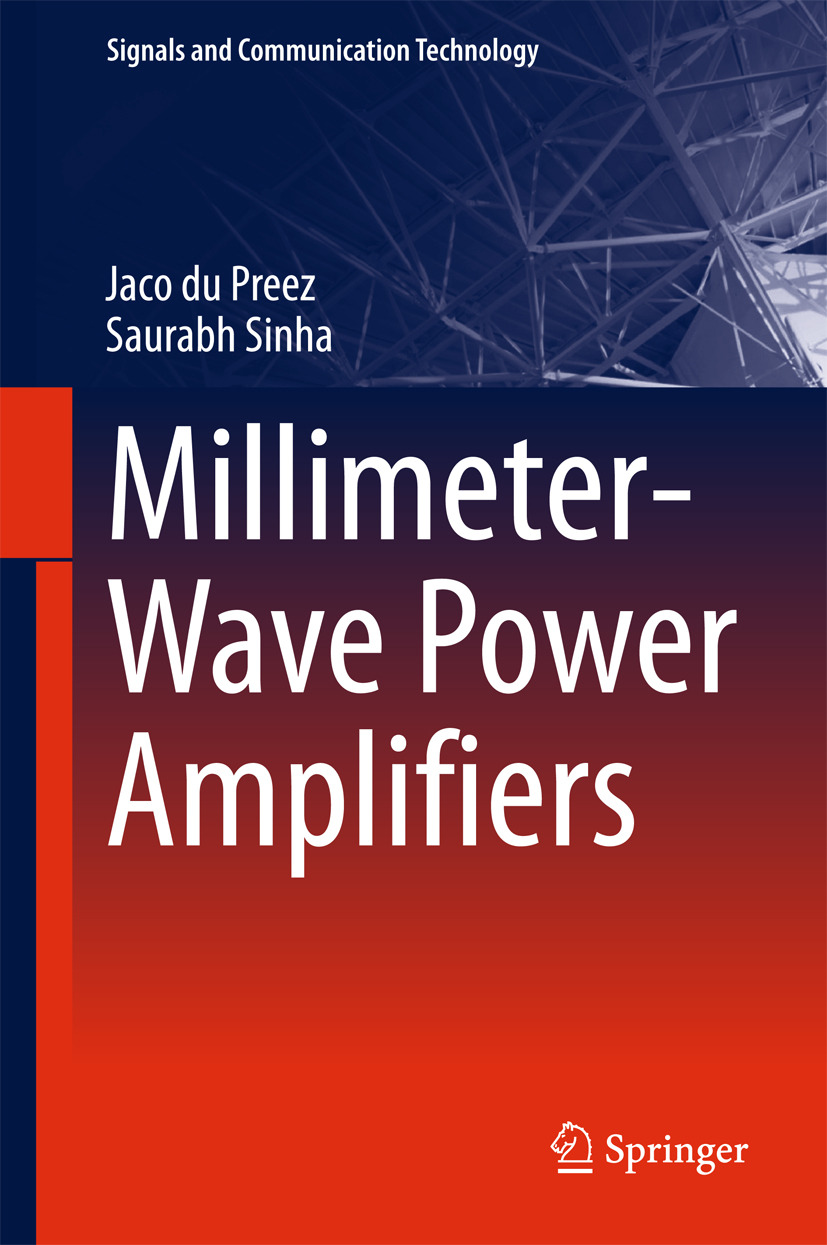 Preez, Jaco du - Millimeter-Wave Power Amplifiers, ebook