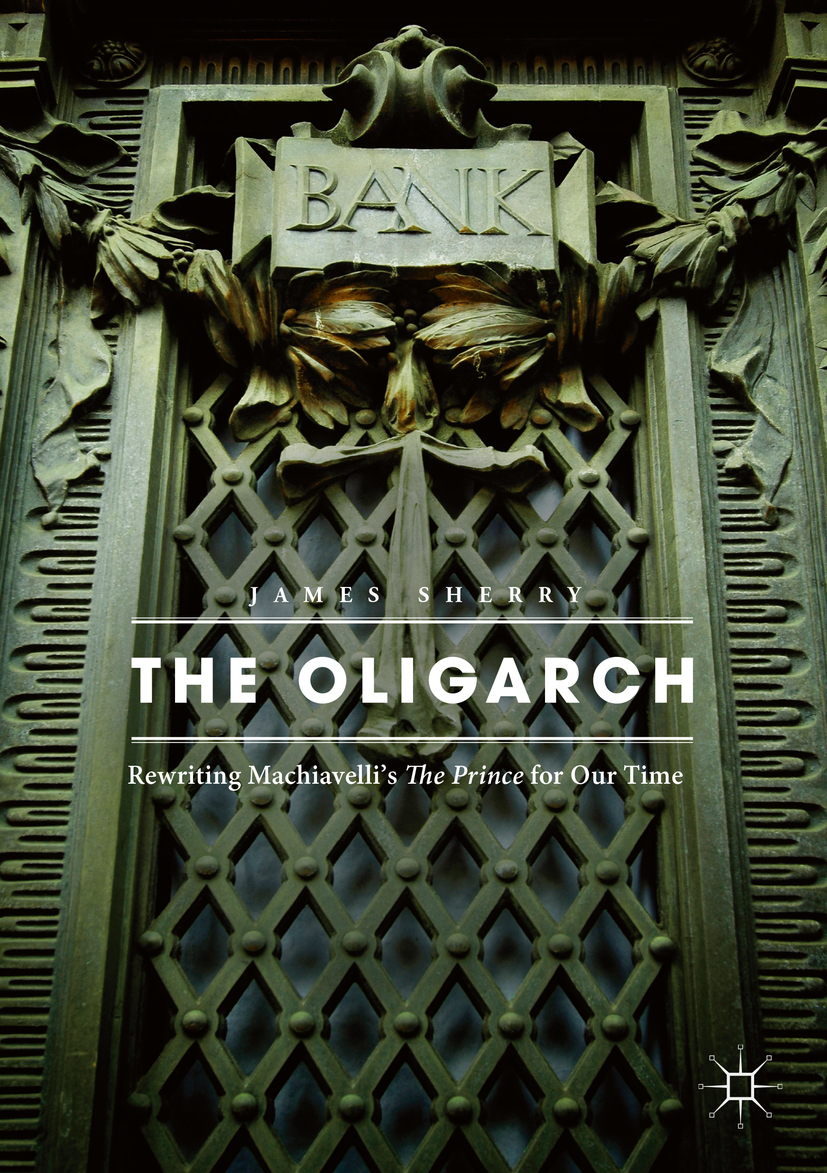 Sherry, James - The Oligarch, ebook