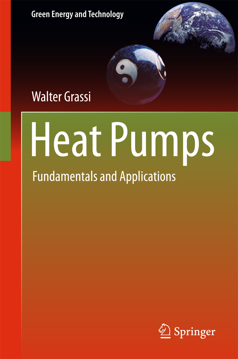 Grassi, Walter - Heat Pumps, ebook