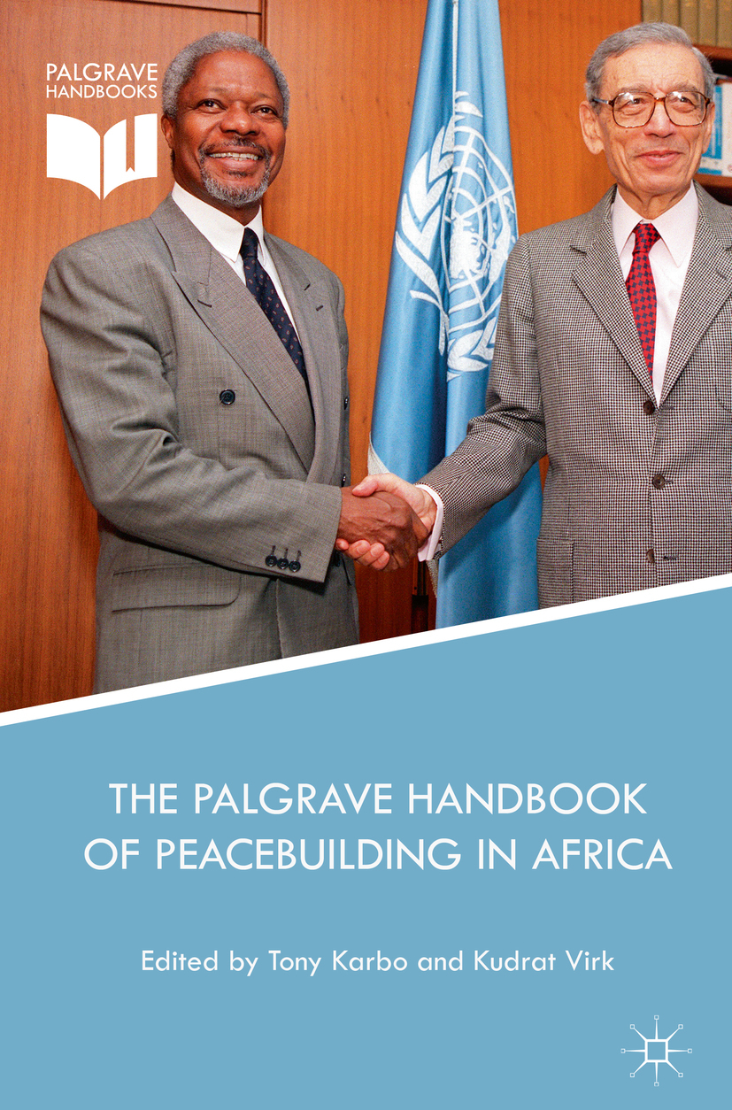 Karbo, Tony - The Palgrave Handbook of Peacebuilding in Africa, ebook