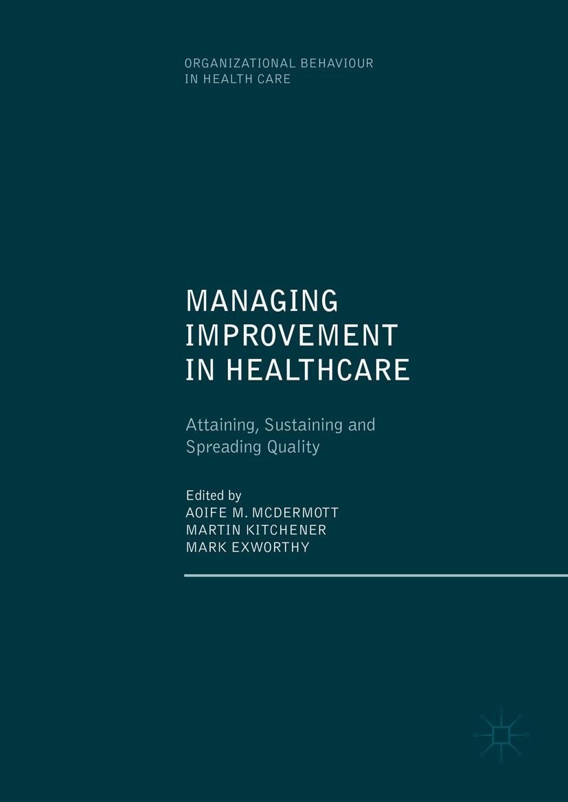 Exworthy, Mark - Managing Improvement in Healthcare, ebook