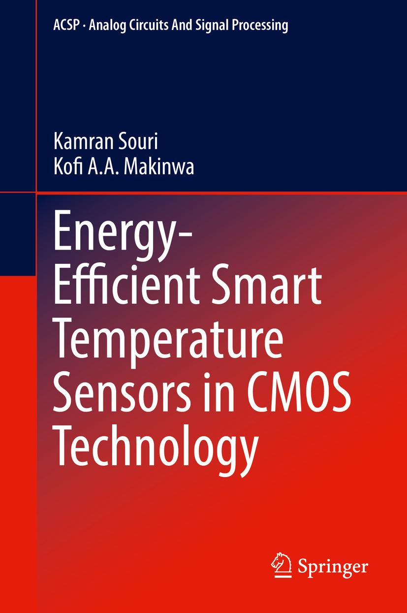 Makinwa, Kofi A.A. - Energy-Efficient Smart Temperature Sensors in CMOS Technology, ebook