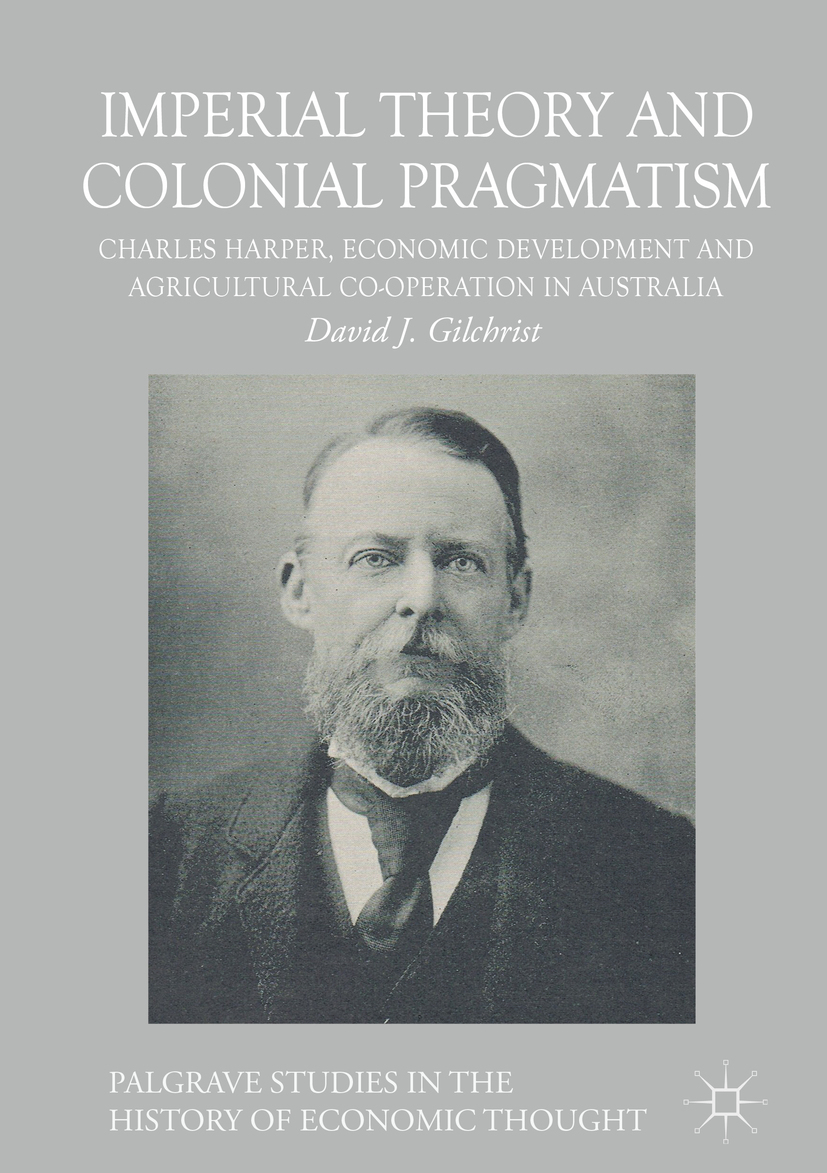 Gilchrist, David J. - Imperial Theory and Colonial Pragmatism, ebook