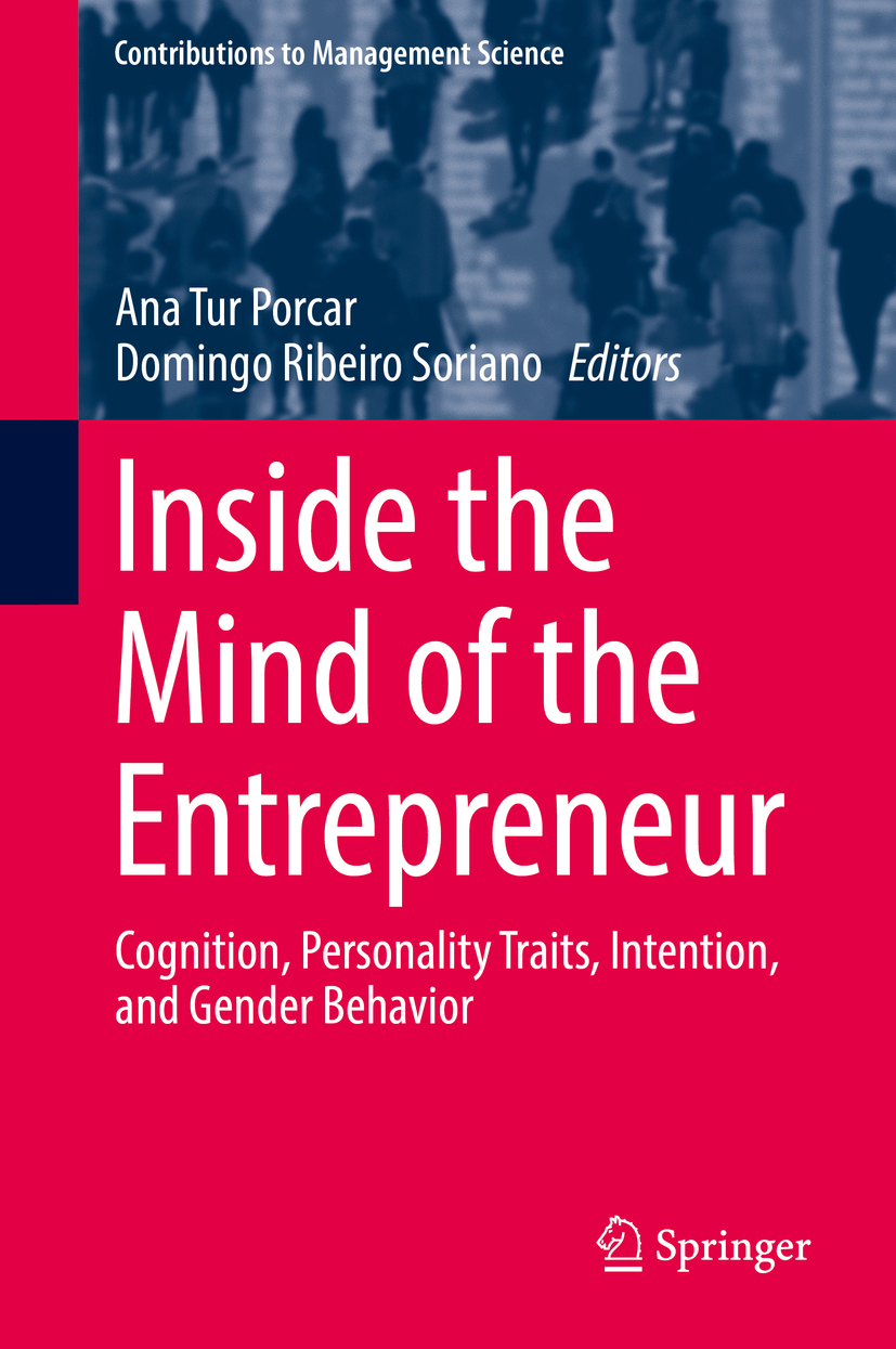 Porcar, Ana Tur - Inside the Mind of the Entrepreneur, ebook