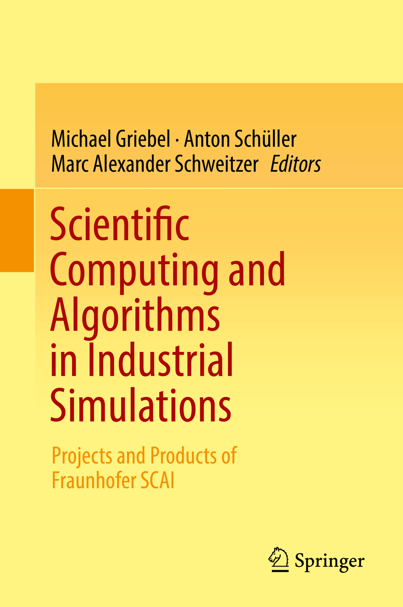 Griebel, Michael - Scientific Computing and Algorithms in Industrial Simulations, ebook