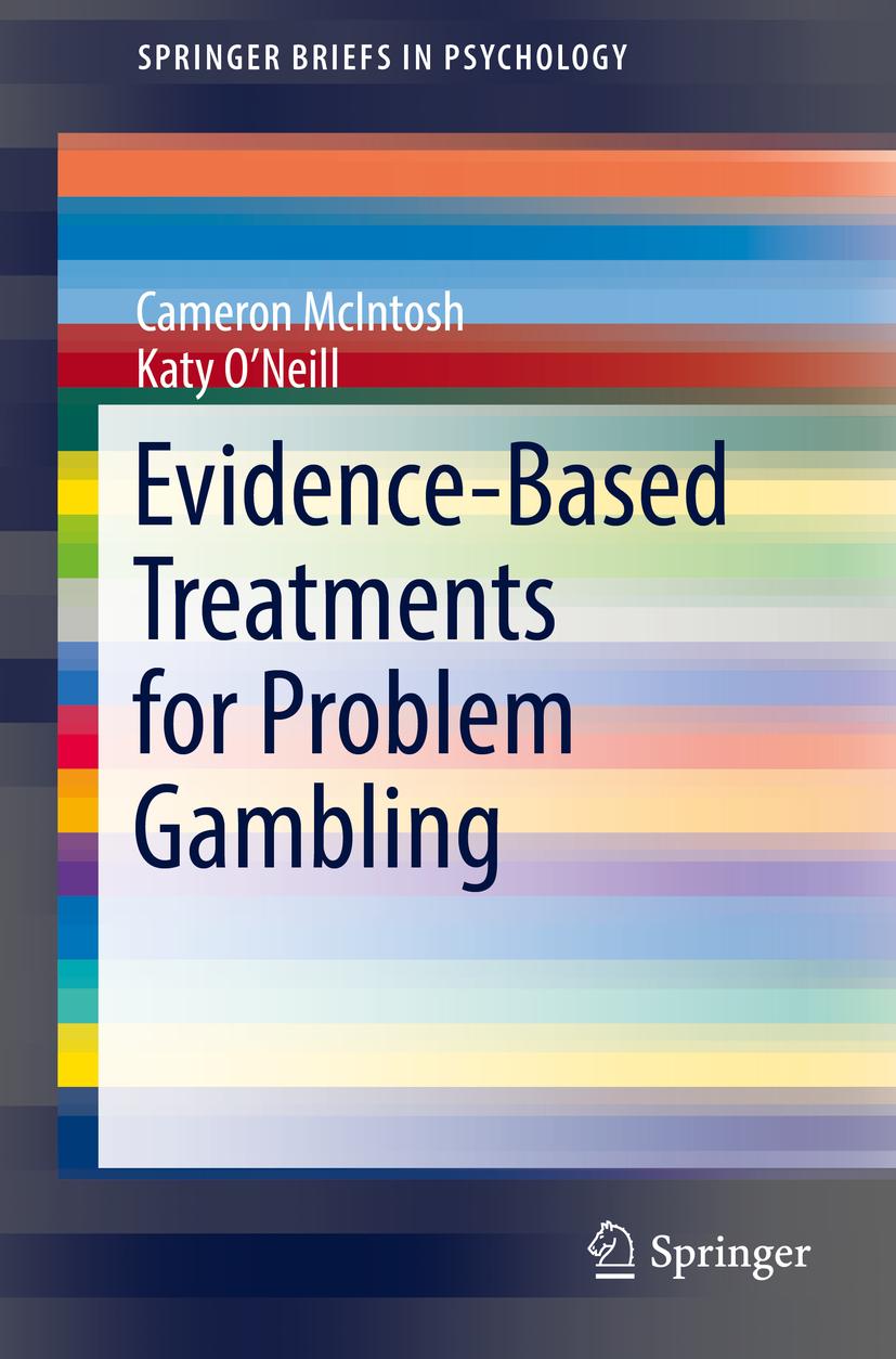 McIntosh, Cameron - Evidence-Based Treatments for Problem Gambling, ebook