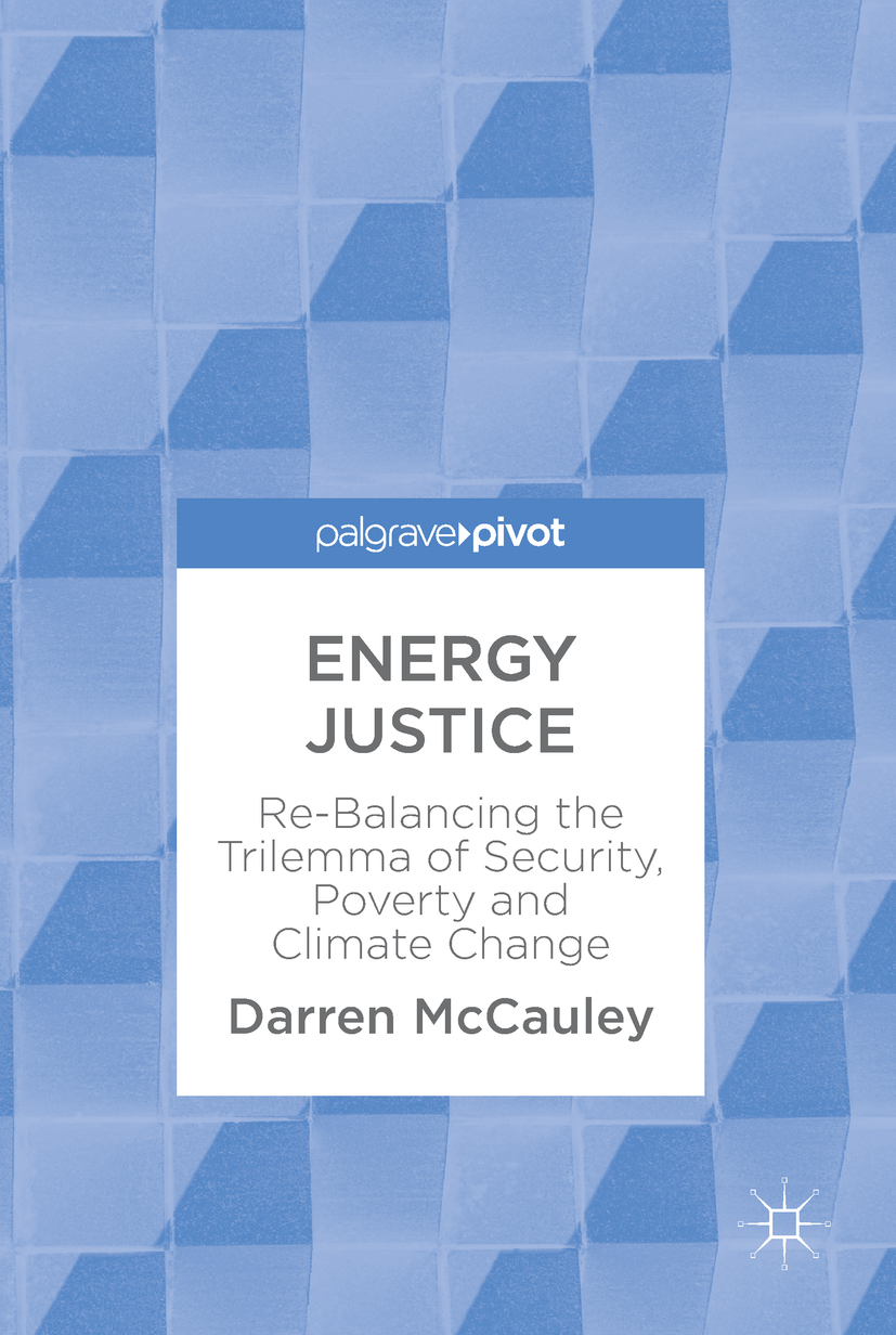 McCauley, Darren - Energy Justice, ebook