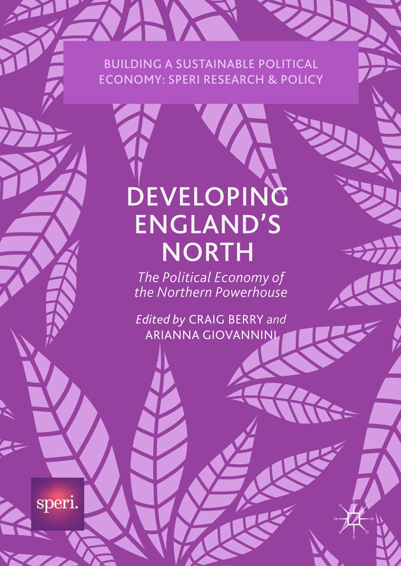 Berry, Craig - Developing England's North, ebook