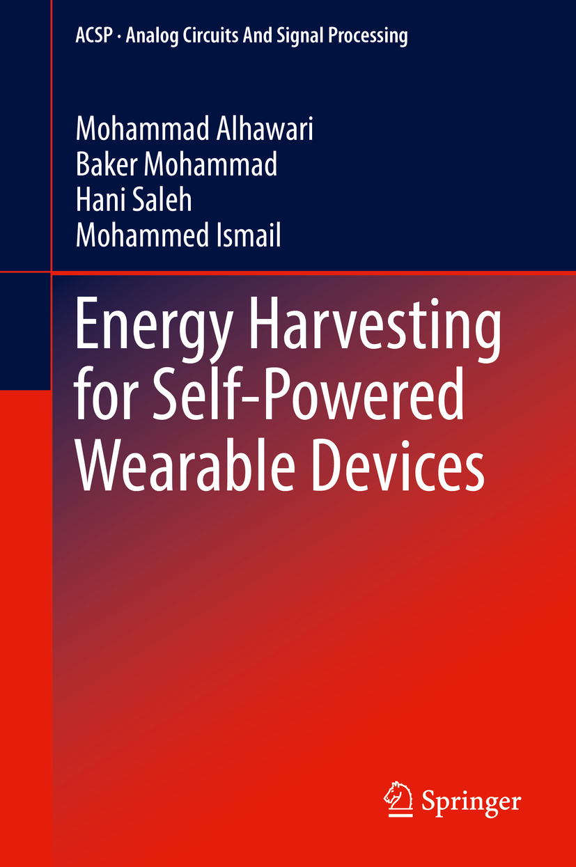 Alhawari, Mohammad - Energy Harvesting for Self-Powered Wearable Devices, ebook