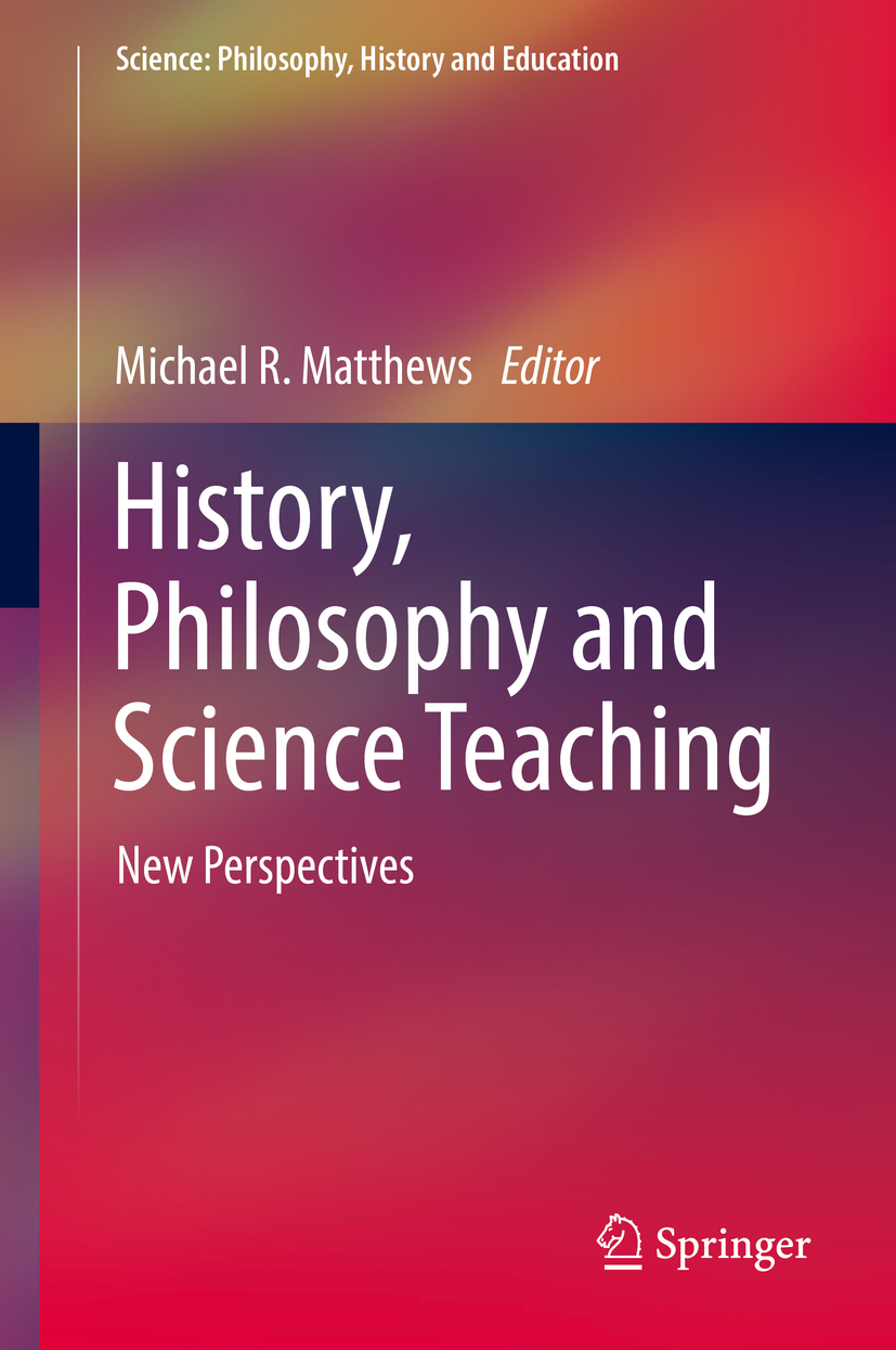 Matthews, Michael R. - History, Philosophy and Science Teaching, ebook