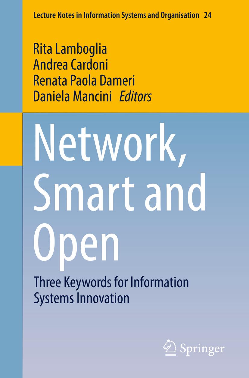 Cardoni, Andrea - Network, Smart and Open, ebook