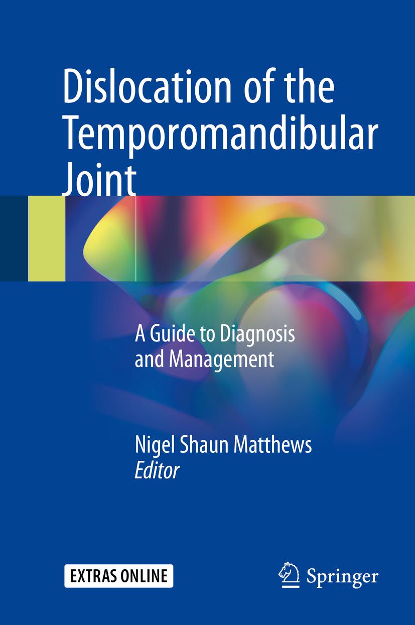 Matthews, Nigel Shaun - Dislocation of the Temporomandibular Joint, ebook