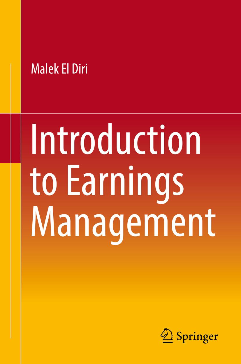 Diri, Malek El - Introduction to Earnings Management, ebook