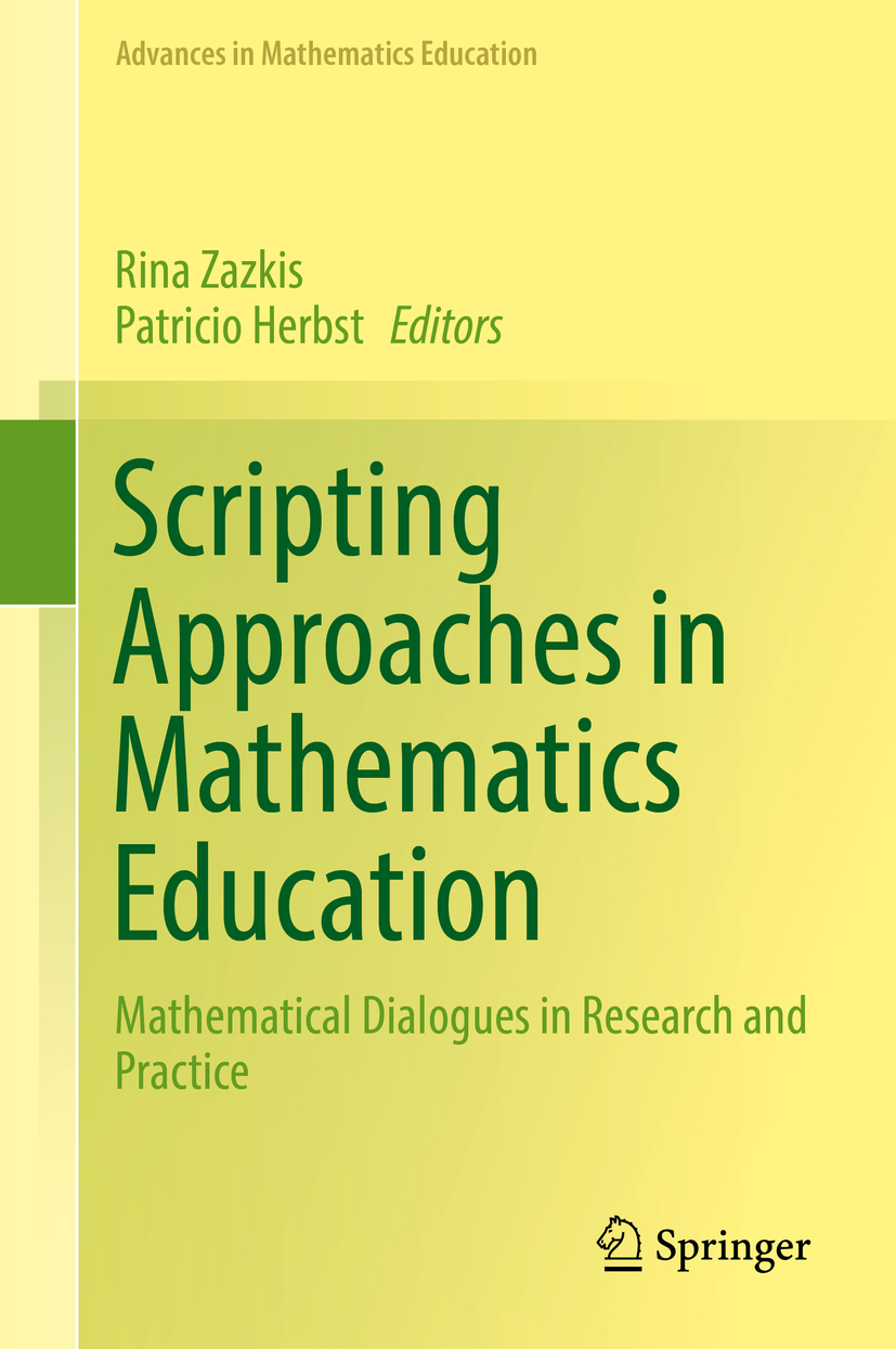 Herbst, Patricio - Scripting Approaches in Mathematics Education, ebook