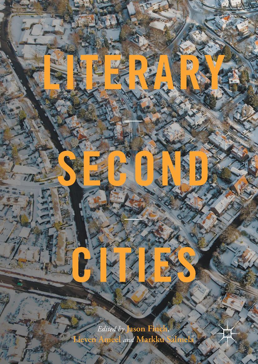 Ameel, Lieven - Literary Second Cities, ebook