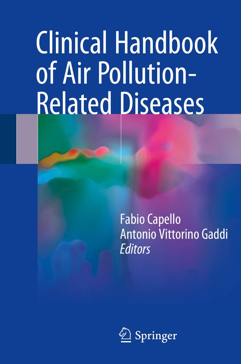 Capello, Fabio - Clinical Handbook of Air Pollution-Related Diseases, ebook