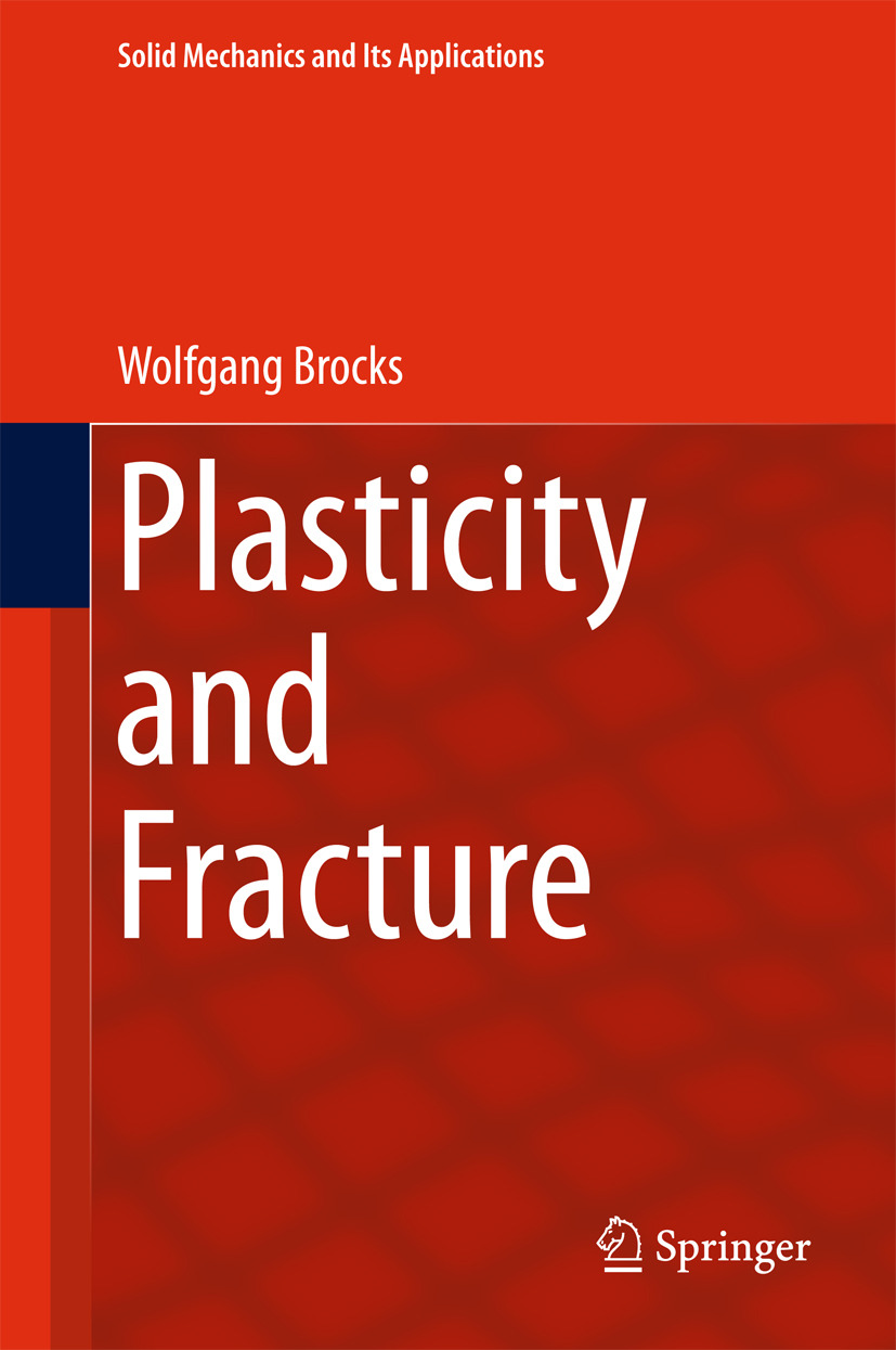 Brocks, Wolfgang - Plasticity and Fracture, e-kirja