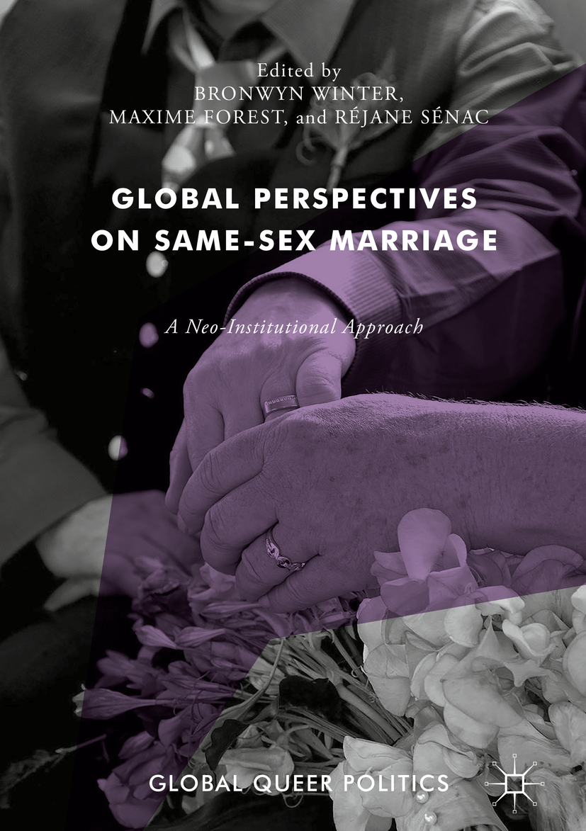 Forest, Maxime - Global Perspectives on Same-Sex Marriage, ebook