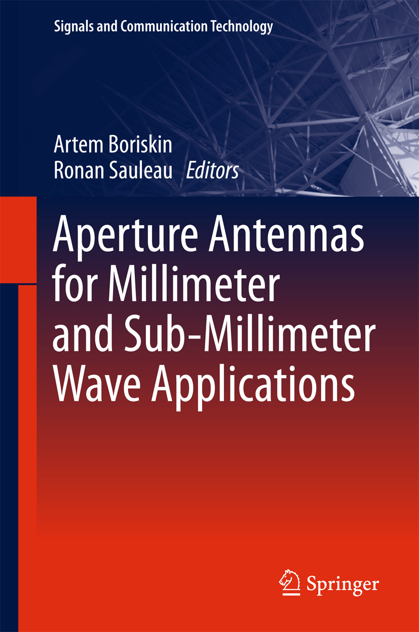 Boriskin, Artem - Aperture Antennas for Millimeter and Sub-Millimeter Wave Applications, e-bok