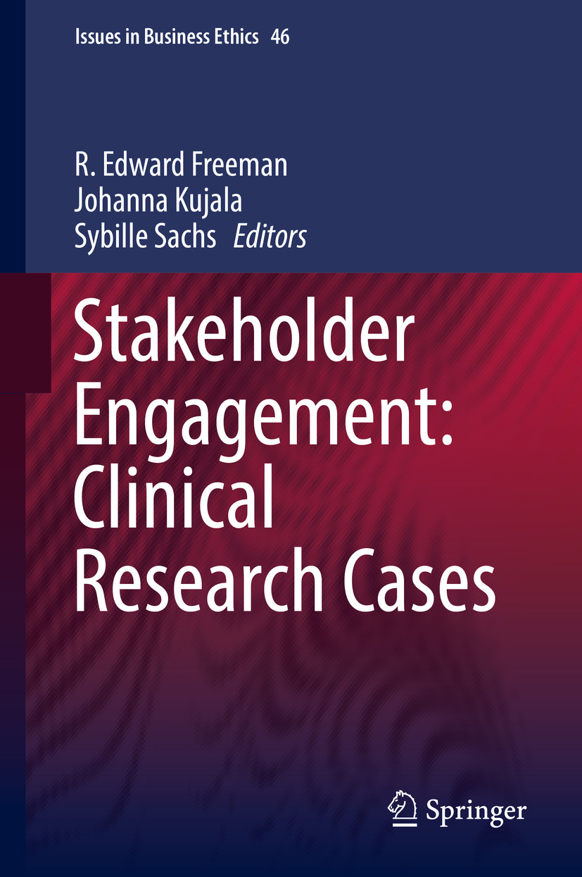 Freeman, R. Edward - Stakeholder Engagement: Clinical Research Cases, ebook