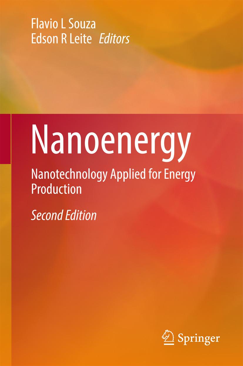 Leite, Edson R - Nanoenergy, ebook