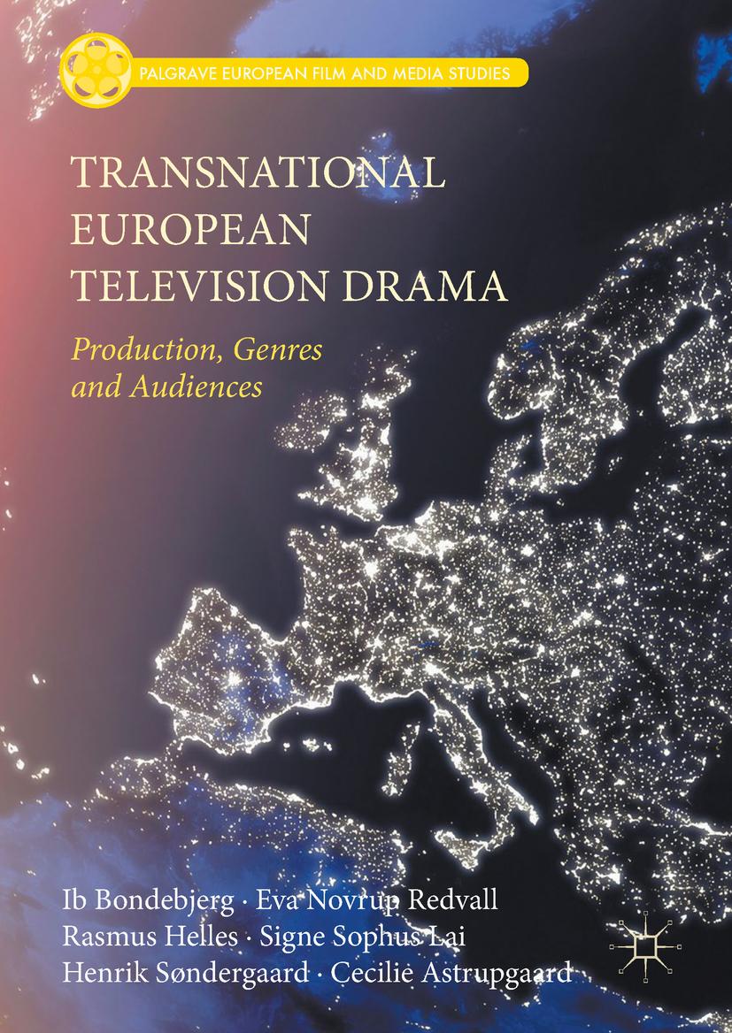 Astrupgaard, Cecilie - Transnational European Television Drama, ebook