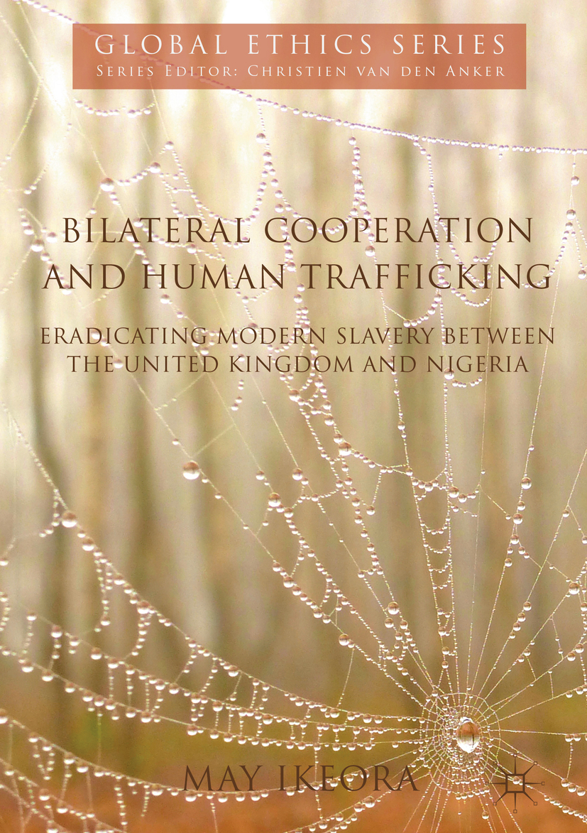 Ikeora, May - Bilateral Cooperation and Human Trafficking, ebook