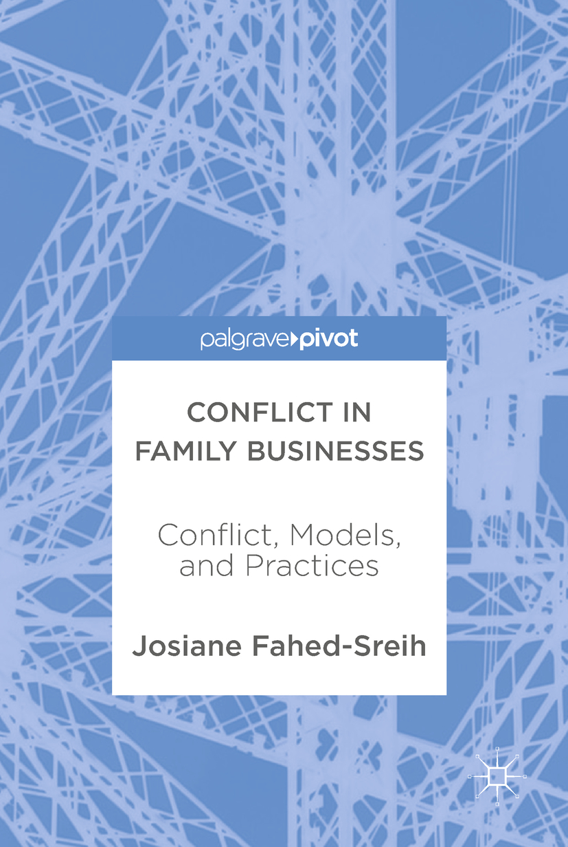 Fahed-Sreih, Josiane - Conflict in Family Businesses, ebook