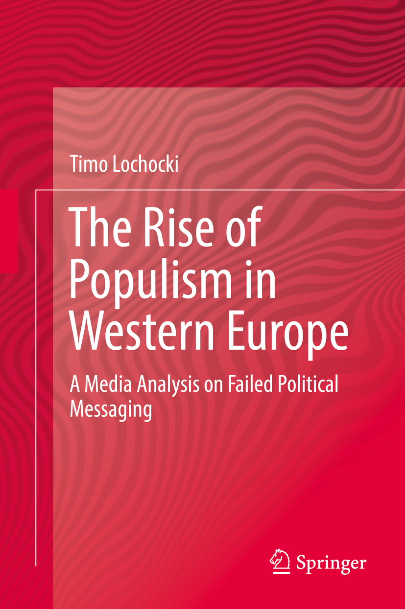 Lochocki, Timo - The Rise of Populism in Western Europe, ebook