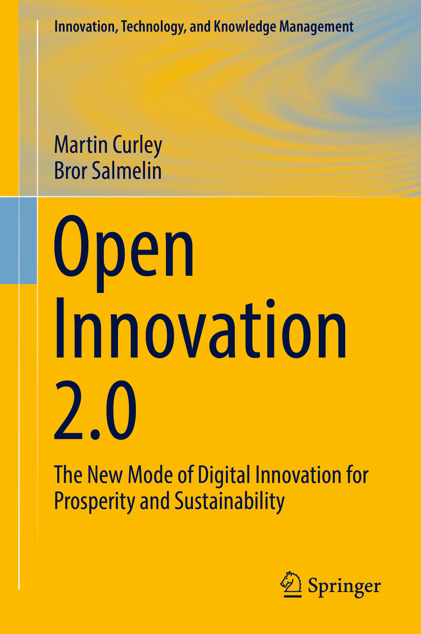 Curley, Martin - Open Innovation 2.0, ebook