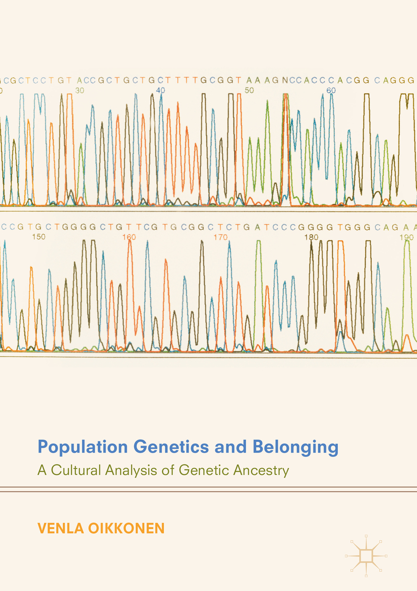 Oikkonen, Venla - Population Genetics and Belonging, e-bok