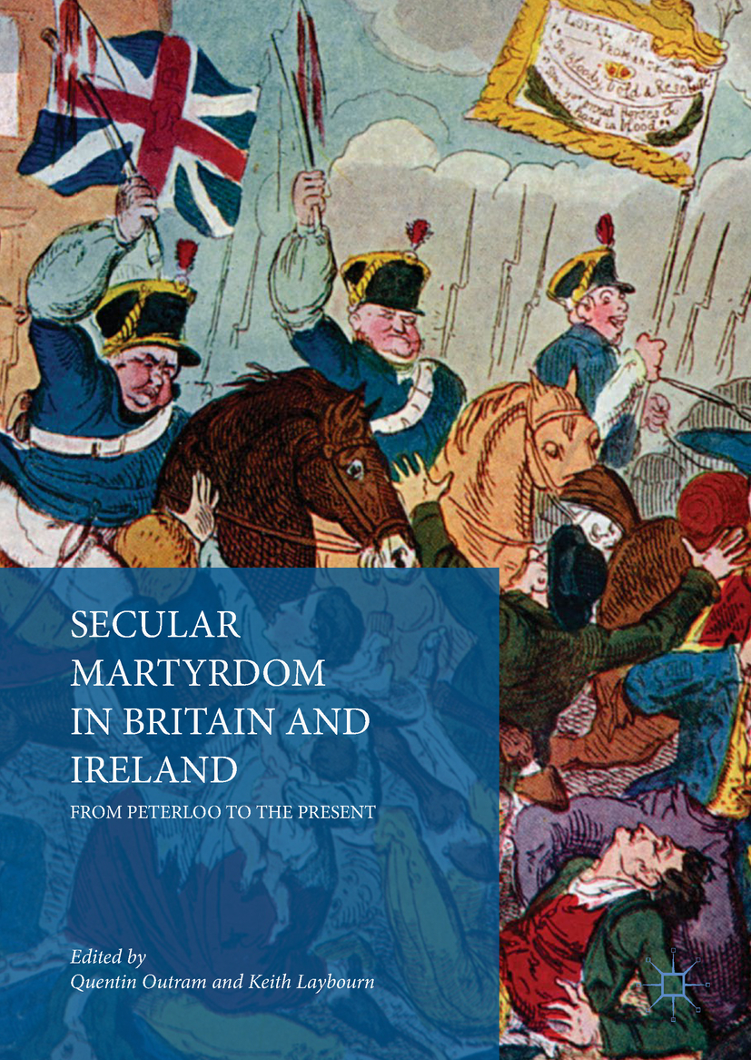 Laybourn, Keith - Secular Martyrdom in Britain and Ireland, ebook