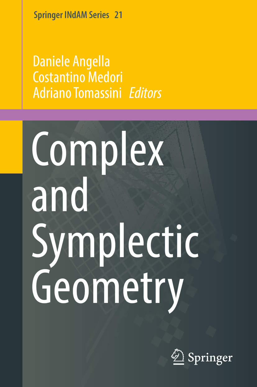 Angella, Daniele - Complex and Symplectic Geometry, ebook