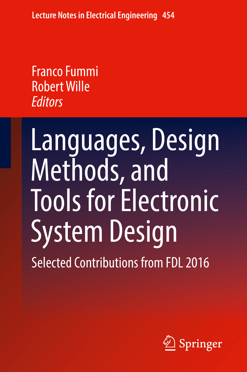 Fummi, Franco - Languages, Design Methods, and Tools for Electronic System Design, ebook