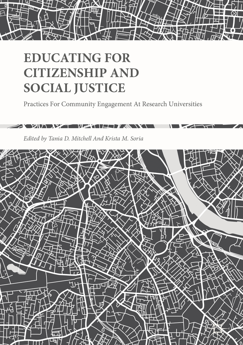 Mitchell, Tania D. - Educating for Citizenship and Social Justice, ebook