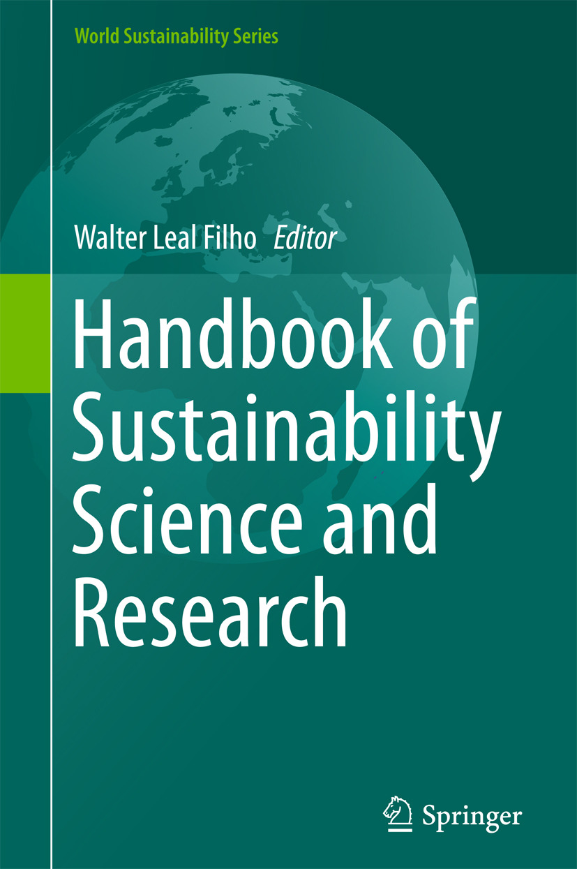 Filho, Walter Leal - Handbook of Sustainability Science and Research, ebook