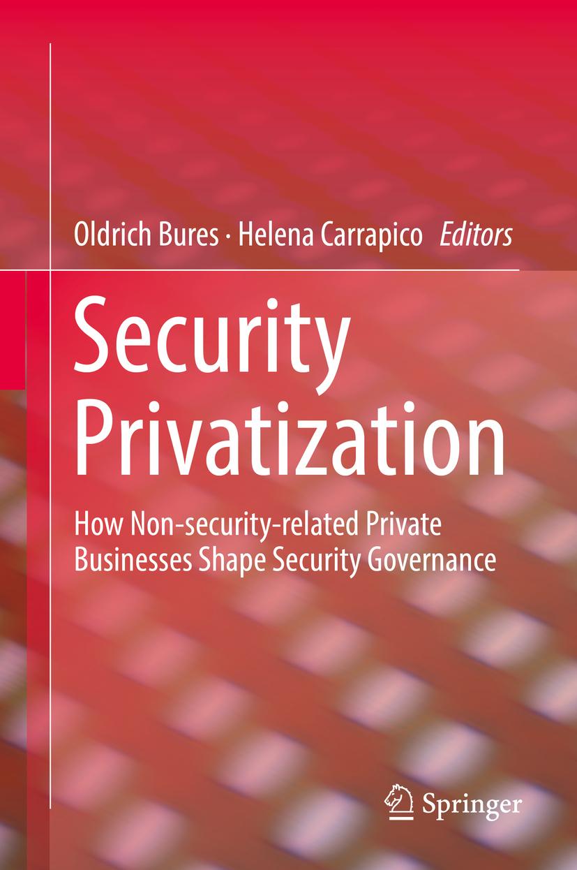 Bures, Oldrich - Security Privatization, ebook
