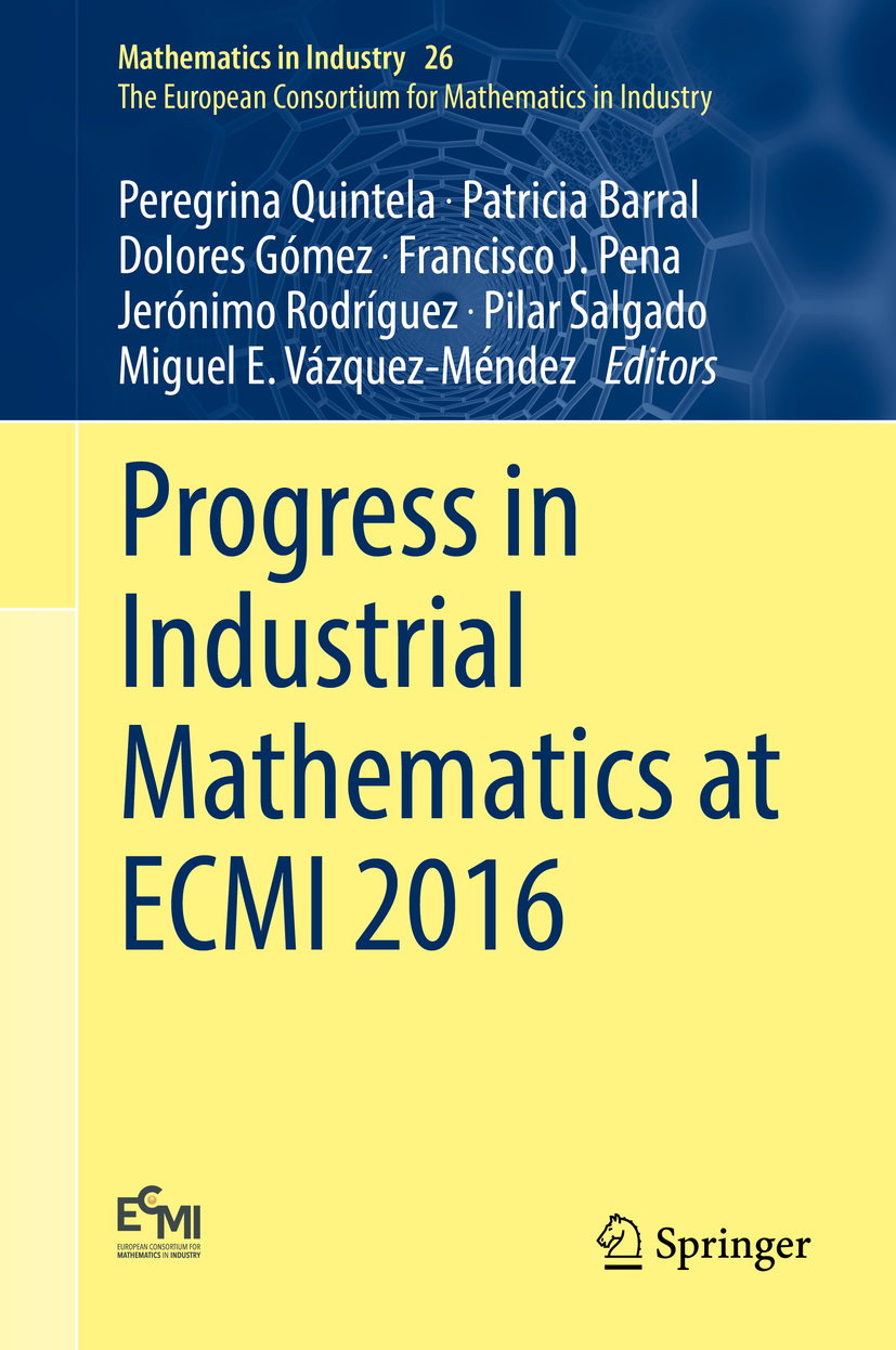 Barral, Patricia - Progress in Industrial Mathematics at ECMI 2016, e-kirja