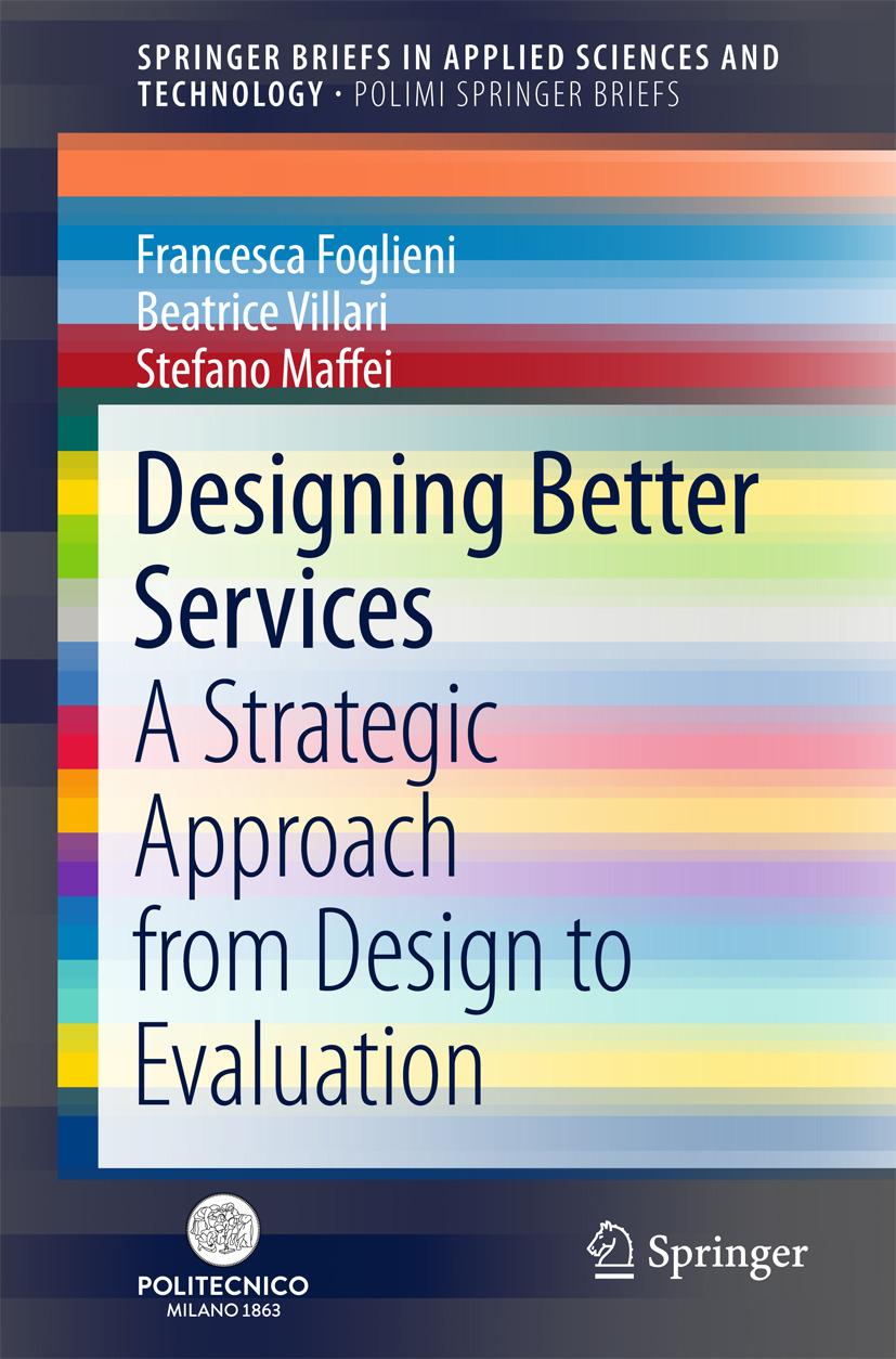 Foglieni, Francesca - Designing Better Services, ebook