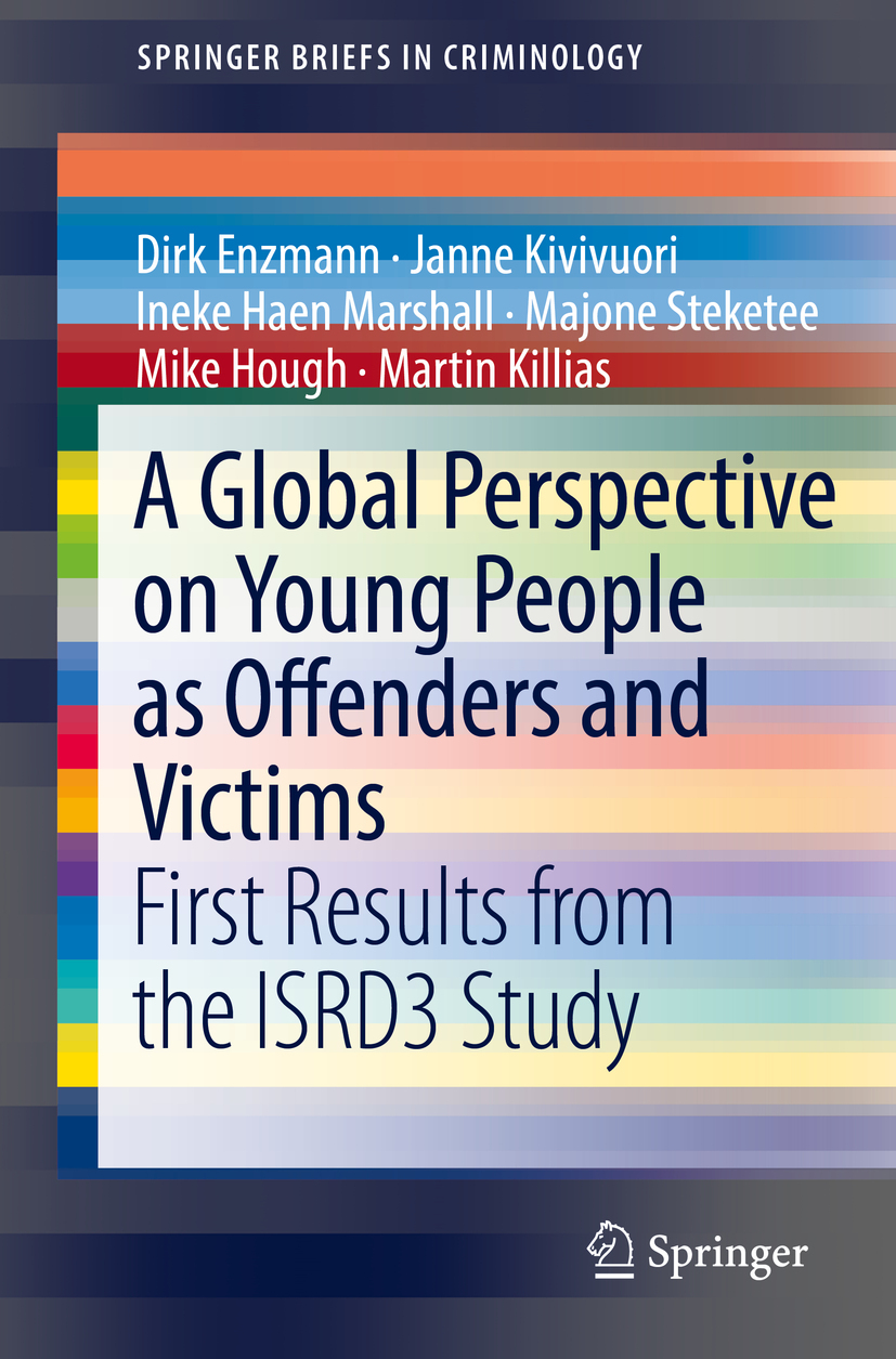 Enzmann, Dirk - A Global Perspective on Young People as Offenders and Victims, ebook