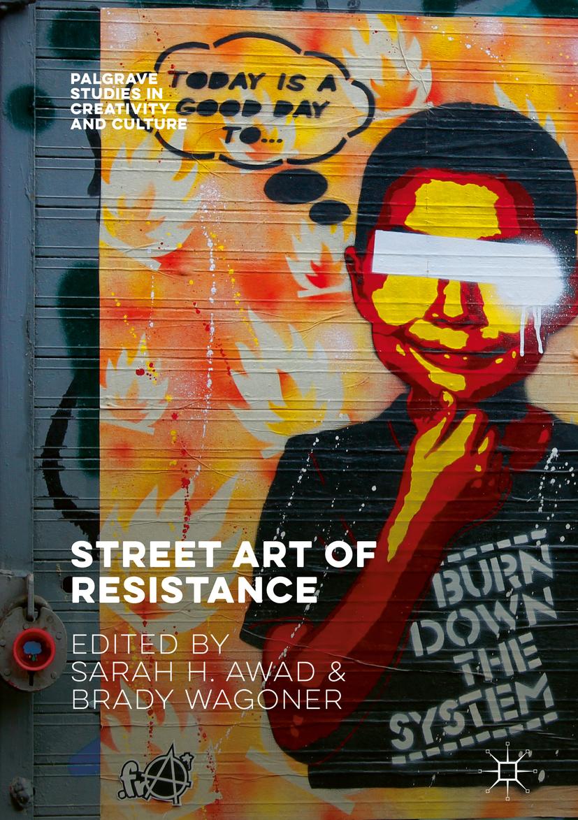 Awad, Sarah H. - Street Art of Resistance, ebook